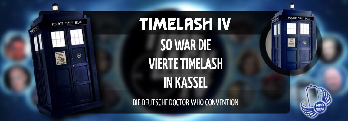 So war die vierte TimeLash in Kassel | Alles über die deutsche Doctor Who Convention