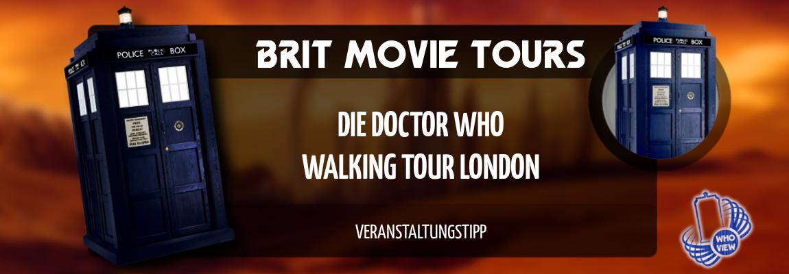 Die Doctor Who Walking Tour [Unofficial] London | Veranstaltungstipp