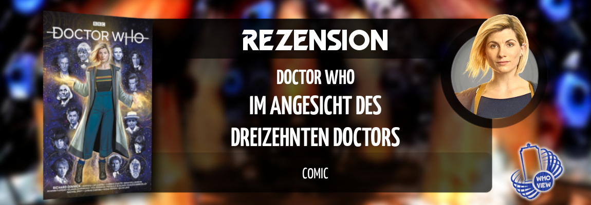 Rezension | Doctor Who – Im Angesicht des dreizehnten Doctors | Comic