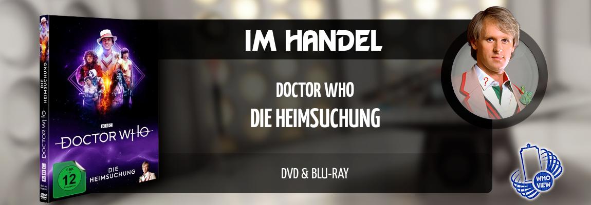 Im Handel | Doctor Who – Die Heimsuchung | DVD & Blu-ray