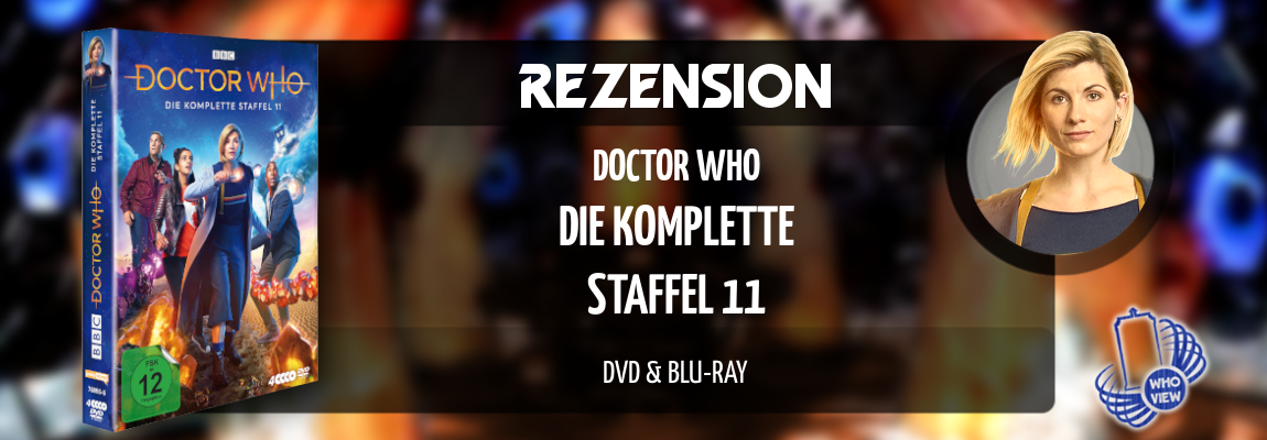 Rezension | Doctor Who – Die komplette Staffel 11 | DVD & Blu-ray