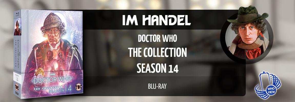 Im Handel | Doctor Who: The Collection – Season 14 | Blu-ray
