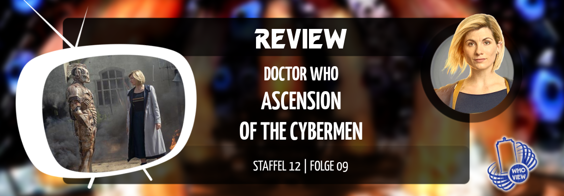 Review | 12×09 | Ascension of the Cybermen
