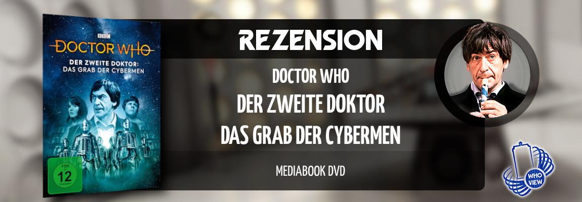 Rezension | Doctor Who – Das Grab der Cybermen | DVD