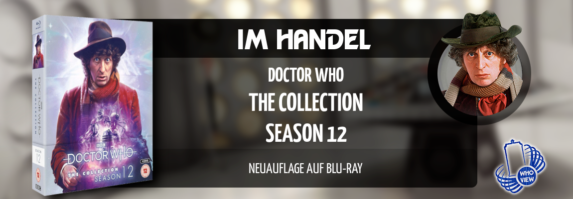 Im Handel | Doctor Who: The Collection – Season 12 | Neuauflage auf Blu-Ray
