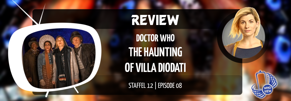 Review | 12×08 | The Haunting of Villa Diodati