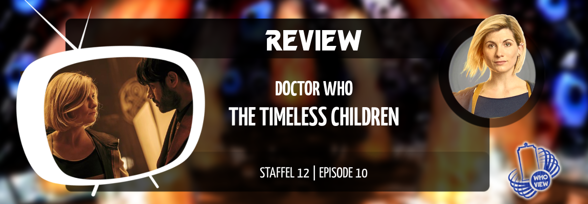 Review | 12×10 | The Timeless Children