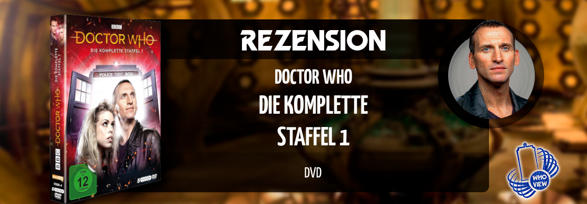 Rezension | Doctor Who – Die komplette Staffel 1 | DVD