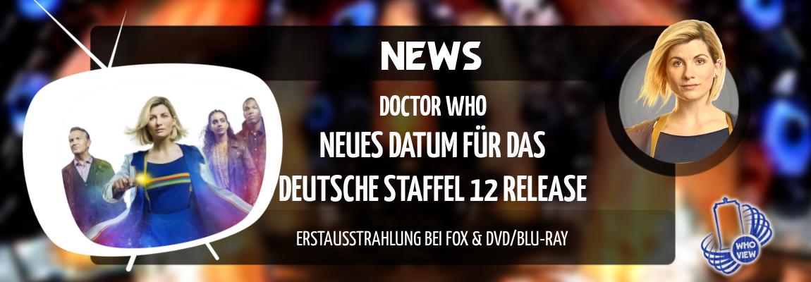 News | Neues Datum für das deutsche Staffel 12 Release | TV & DVD/Blu-ray