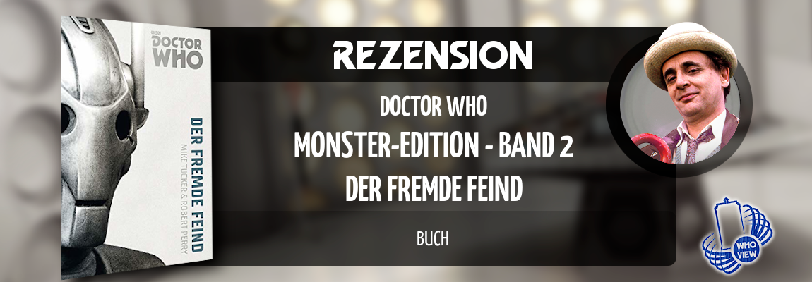 Rezension | Monster-Edition Band 2 – Der fremde Feind | Buch