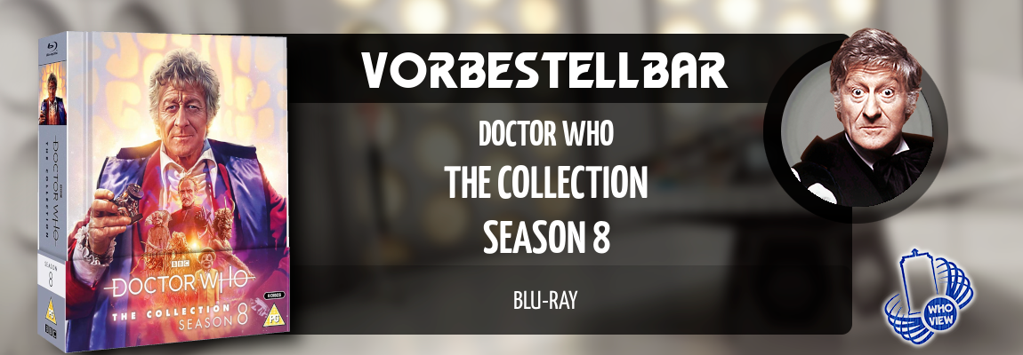 Vorbestellbar | Doctor Who – The Collection: Season 8 | Blu-ray