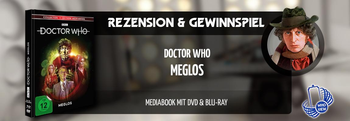 Rezension & Gewinnspiel | Doctor Who – Meglos | Mediabook