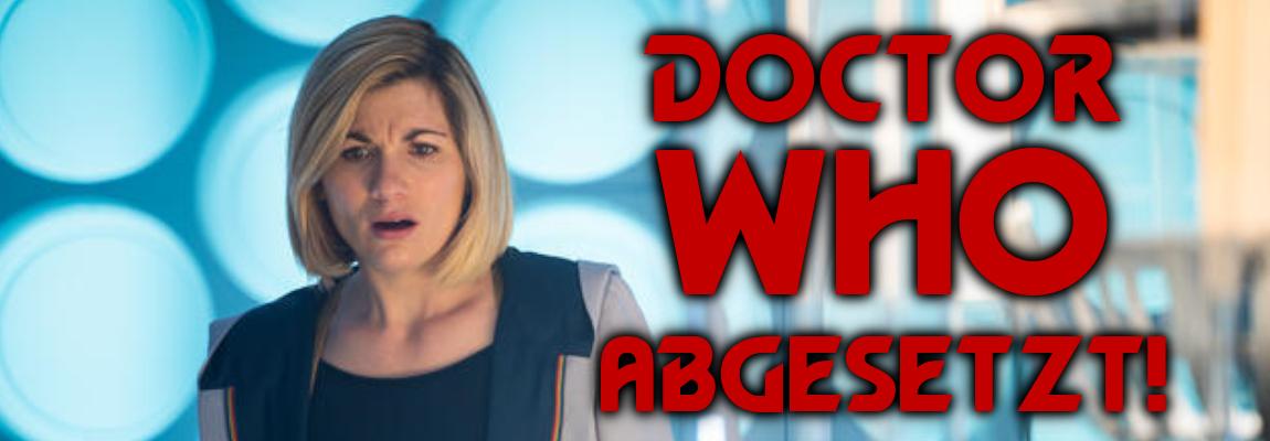 Eilmeldung: Doctor Who abgesetzt!