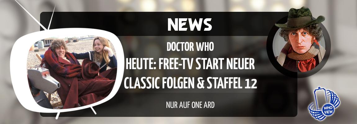 News | Heute: Free-TV Start neuer Classic Folgen & Staffel 12 | Nur auf One ARD