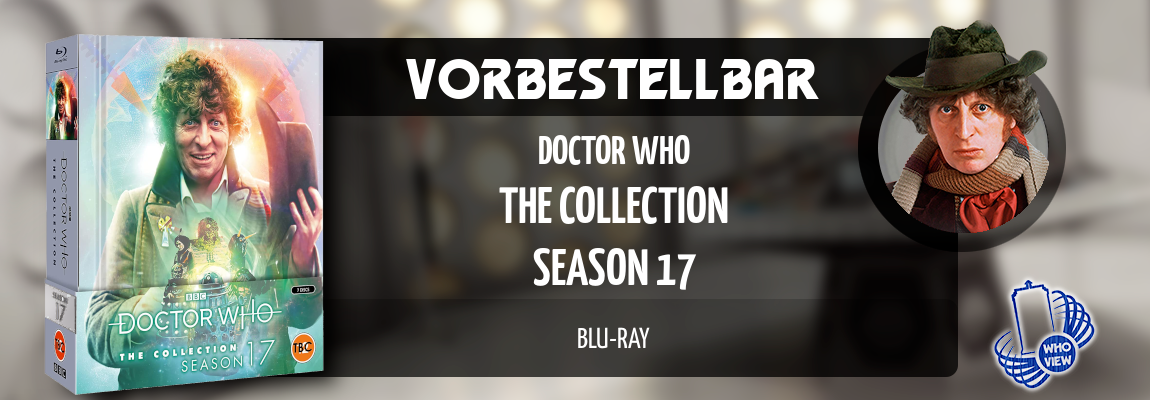 Vorbestellbar | Doctor Who – The Collection: Season 17 | Blu-ray
