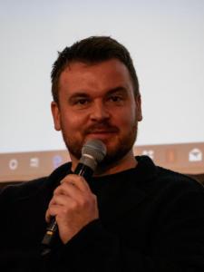 Tobias Nath auf der TimeLash