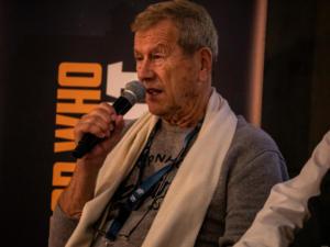 Michael Schwarzmaier auf der TimeLash