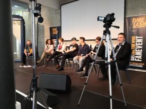 04. Doctor Who in Deutschland Panel