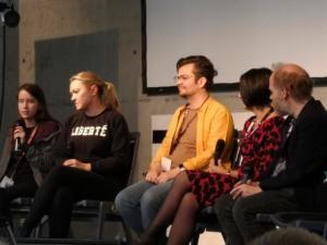 15. Guest Stars Panel