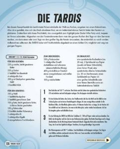 Doctor Who Kochbuch 8
